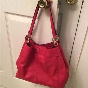 Coach Lexie Shoulder Bag in Vintage Pink